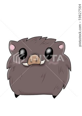 Wild boar 59627564