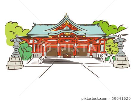 東京都千代田區/ ie神社 59641620