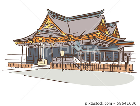 Sendai, Miyagi / Osaki Hachimangu 59641630