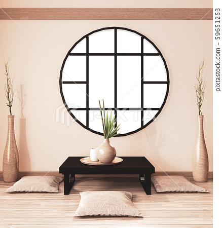 Zen room interior, Ryokan room design 59651253