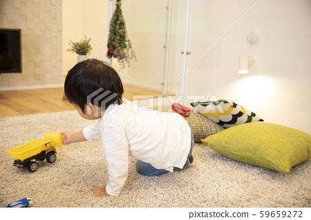 兒童房過家家玩具 59659272