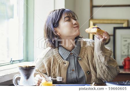 女性生活方式餐 59660605