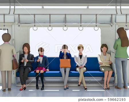 僅限女性的火車 59662193