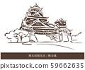 Kumamoto Prefecture Kumamoto City / Kumamoto Castle 59662635