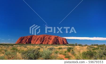 Australian Uluru Landscape 5 59679353