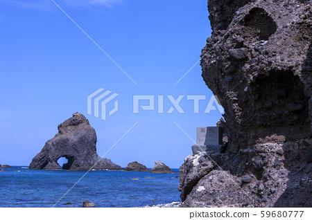 독도,푸른하늘,바다,섬 59680777