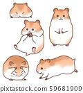 倉鼠 59681909