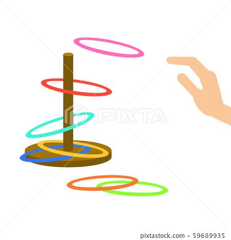 戒指投擲 59689935