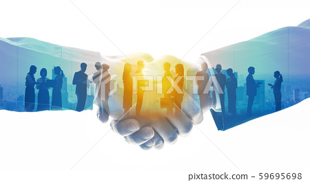 Business group teamwork 59695698