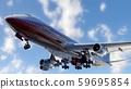飛機在飛行中 59695854