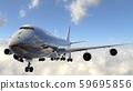 飛機在飛行中 59695856