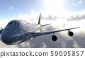 飛機在飛行中 59695857