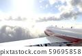 飛機在飛行中 59695858