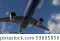 飛機在飛行中 59695859