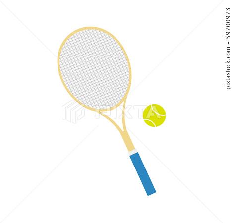 tennis racket 59700973