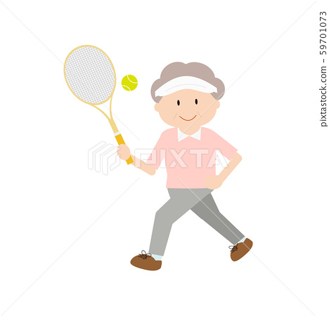 高級網球女子 59701073