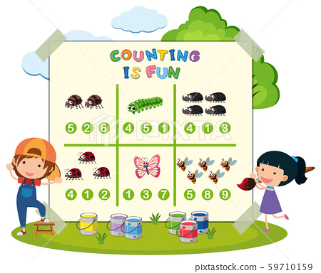 Counting is fun games 59710159
