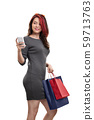 Shopping and social media go together 59713763