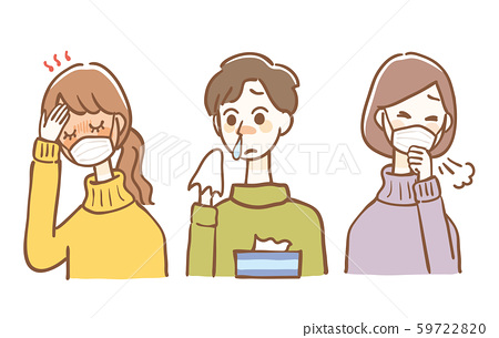 Cold symptoms fever runny nose cough 59722820