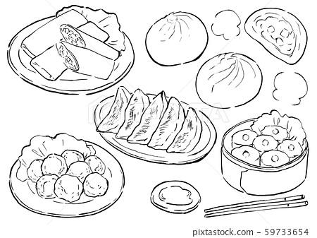 中國菜食物圖 59733654