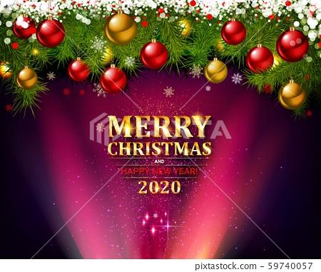 Christmas Design Template 59740057