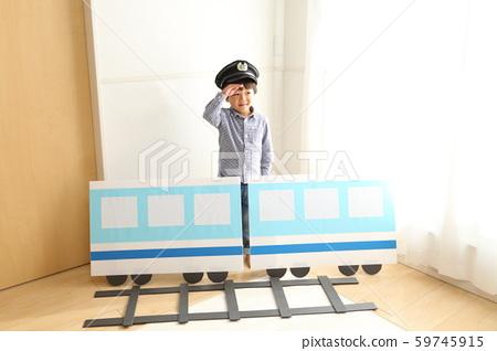 기차 놀이 59745915