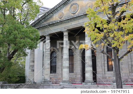 Old Mint dormitory Foundry front entrance 59747951