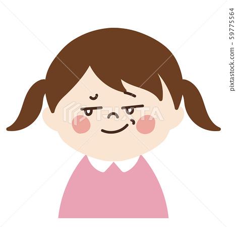 어린 소녀 ① (코 웃음) 59775564