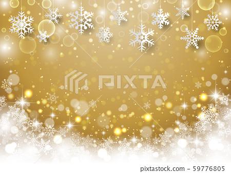 Christmas snowflake background 5 59776805