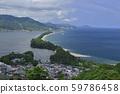 [Three Views of Japan / Kyoto] Amanohashidate 59786458