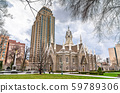 The Salt Lake Assembly Hall, a Victorian Gothic congregation hall 59789306
