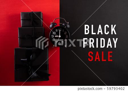Black Friday composition background concept 59793402