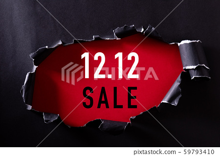 Online shopping of China, 12.12 single's day sale 59793410