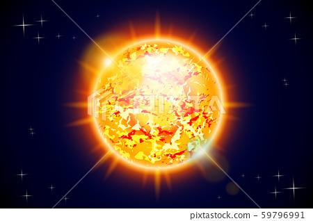 planet sun 59796991