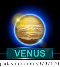 planet venus 59797120