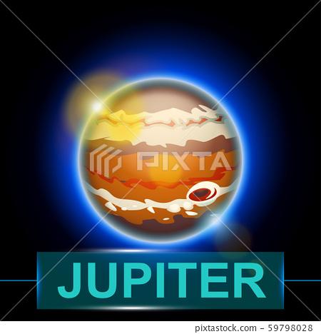 planet jupiter 59798028