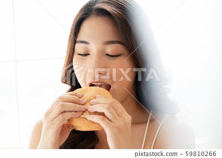 女性生活方式餐 59810266