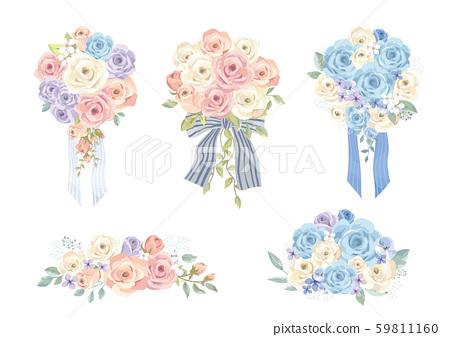 玫瑰花束 59811160