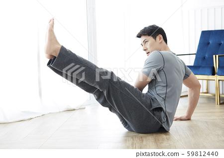 男性生活方式訓練 59812440