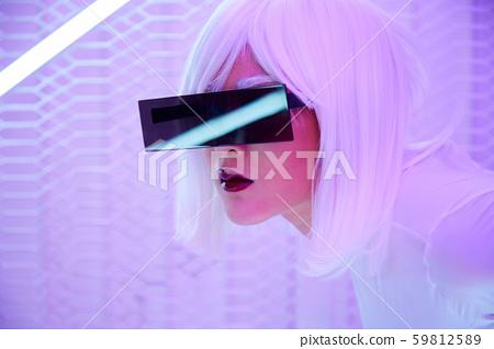不久的将来AI影像虚拟空间 59812589