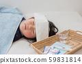 孩子感冒了 59831814