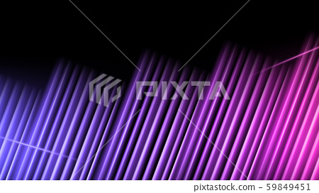 Glowing ray light effect and neon light abstract background 59849451