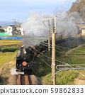 Uetsu Main Line SL วิ่งไปตามแม่น้ำ Yodo 59862833