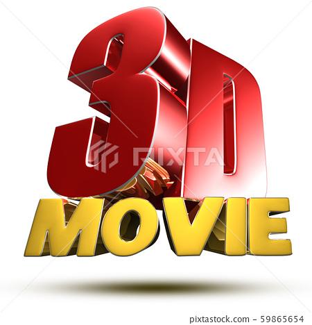 Movie 3d. 59865654