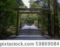 [Mie Prefecture] Ise Shrine (Naiku) 59869084