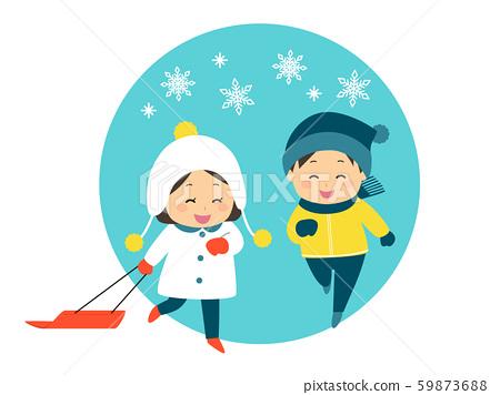 눈이 즐거운 아이들 59873688