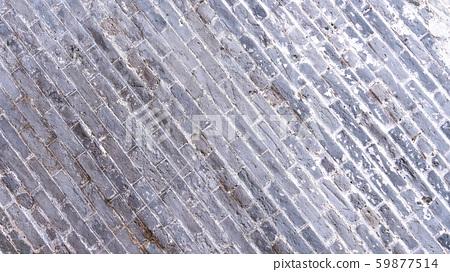 復古灰色磚牆復古灰色磚牆 59877514