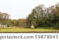 Japanese original scenery (late autumn) 59878643