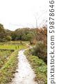 Japanese original scenery (late autumn) 59878646
