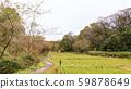 Japanese original scenery (late autumn) 59878649